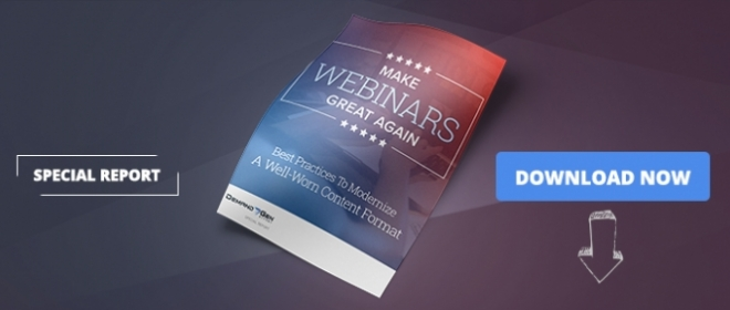 Make Webinars Great Again