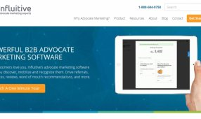 Influitive Raises $30.5M For Product Development, Global Expansion