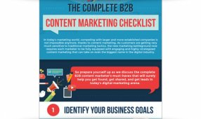 The Complete B2B Content Marketing Checklist