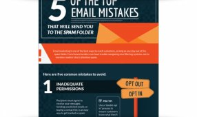 5 Of The Top Email Mistakes That Will Send You To The Spam Folder