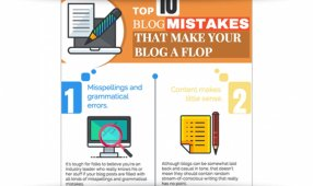 Top 10 Mistakes That Make Your Blog A Flop