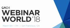 Webinar World 2018