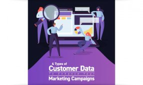 Four Types Of Customer Data To Enhance Your Marketing Campaign