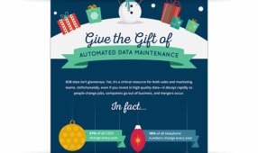 Give The Gift Of Automated Data Maintenance