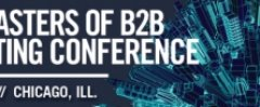 2019 ANA Masters Of B2B Marketing