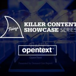 How OpenText's Buyer-Focused Campaign Saw Surprising Results While Resonating With Their Audience