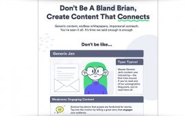 The Four E's Of Creating Content That Connects