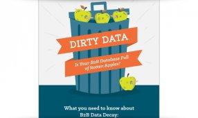 Data Decay & B2B Database Marketing
