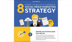 8 Steps To Build A Capable Social Media Marketing Strategy