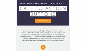 Everything You Need To Know About Call-To-Action Buttons