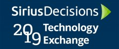 SiriusDecisions Technology Exchange 2019