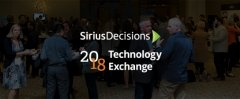 2018 SiriusDecisions Technology Exchange
