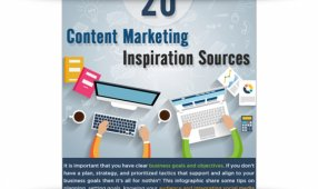 20 Sources Of Content Marketing Inspiration