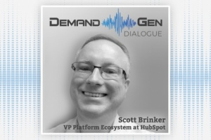 Podcast: HubSpot's Scott Brinker Discusses Traversing The SaaS Explosion With Efficient Partner Ecosystems