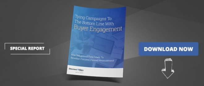 Tying Campaigns To The Bottom Line With Buyer Engagement