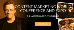Content Marketing World 2016