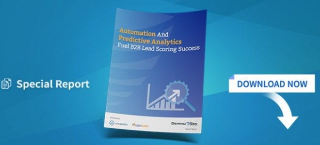 Automation And Predictive Analytics Fuel Lead Scoring Success
