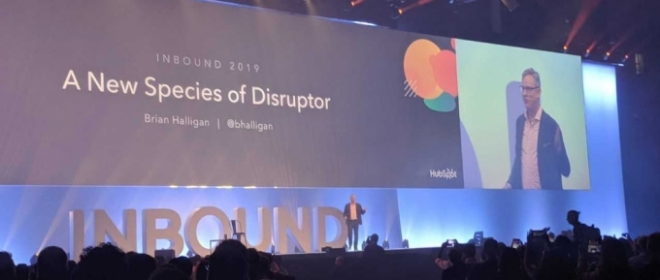 INBOUND 2019: Experience Disruption Key To Streamlining B2B Go-To-Market Strategies, Boosting Customer Satisfaction